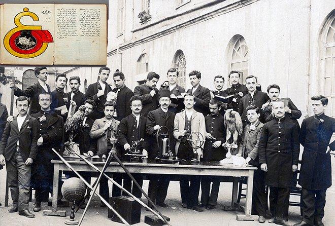 Galatasaray Lisesi'nin 150 Yıllık Öyküsüne Tanık Olun!