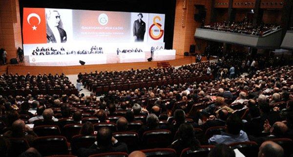 Galatasaray olağanüstü toplanacak