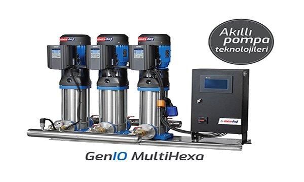 GenIO Motor Üstü Frekans İnvertörleri