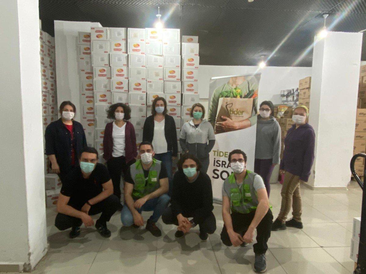 Gıda Bankacılığı Pandemi'de Hız Kesmedi