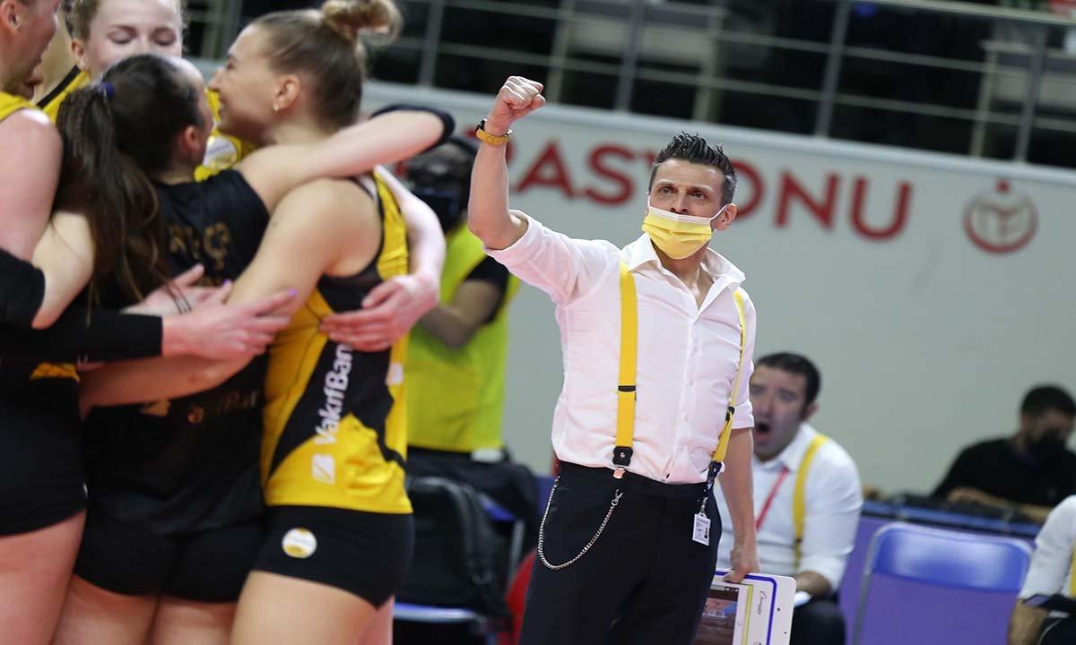 Giovanni Guidetti: Harika bir takım oyunu oynadık