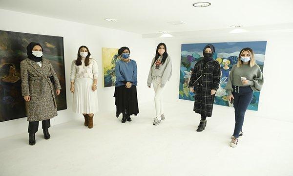 """""""Giyilebilir Sergi"""" ilk kez Ankara'da"""