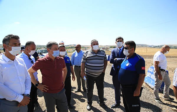 Gölbaşı Belediyesi Kurban Bayramı'na hazır…video
