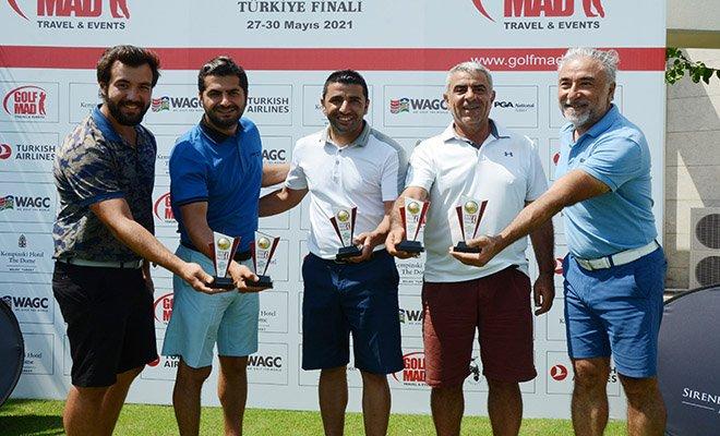 Amatör Golfçüler Şampiyonası Türkiye finali sona erdi#video