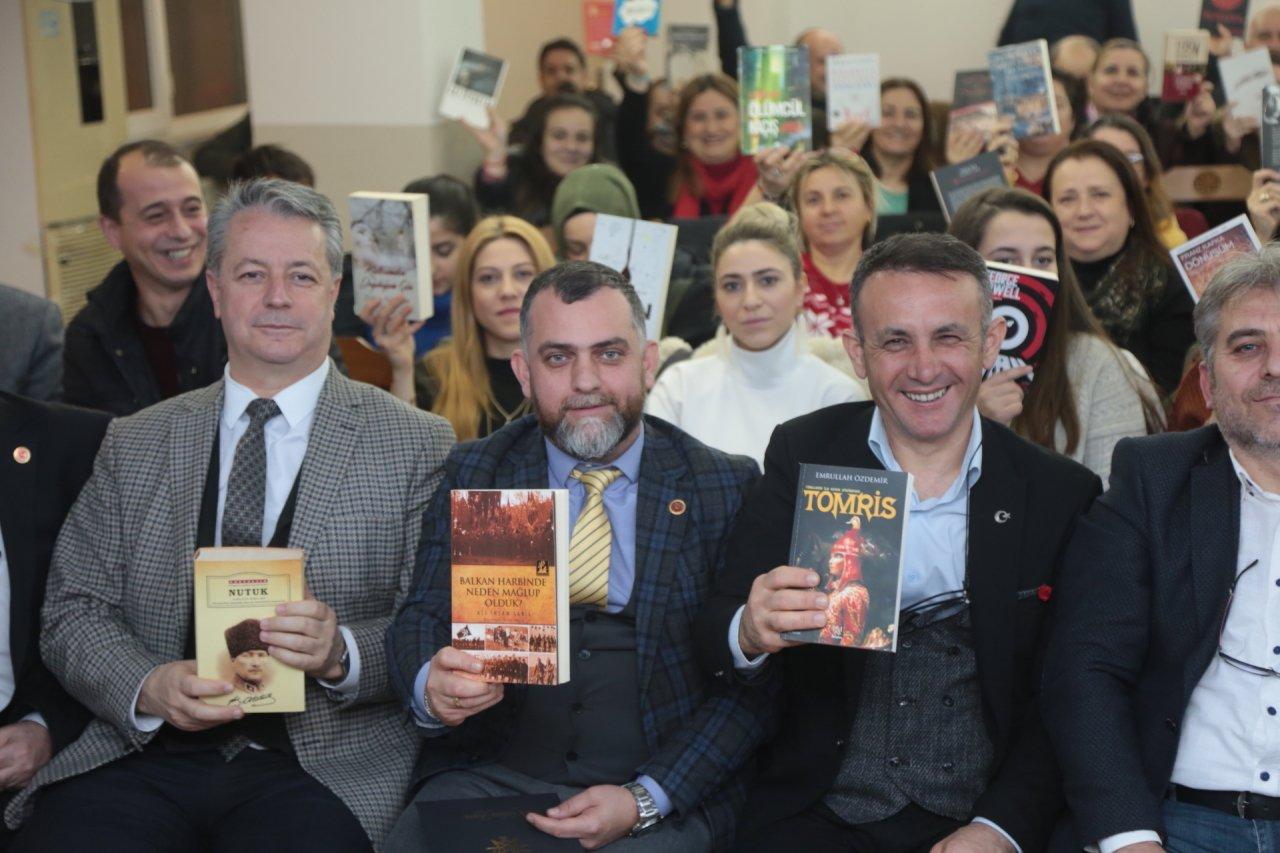 Gönül Birliği'nden Kitap Okuma Seferberliği