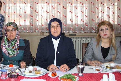 Gülşen Dalaz, AK Parti Van Milletvekili Aday Adayı