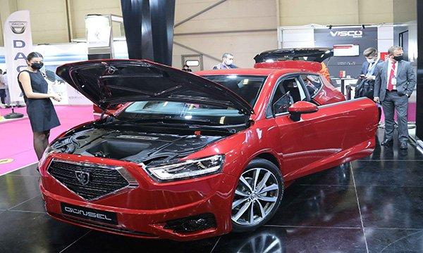 GÜNSEL B9, yüzde 100 elektrikli bir otomobil.