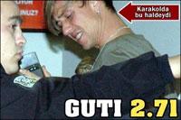 Guti'nin Sevgilisi Ülkesinde En Çok Aranan Model!