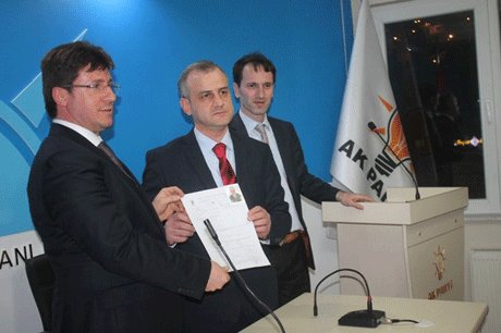 Hacı Bayram Koman, Milletvekili aday adayı