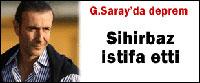 Haldun Üstünel, Futbol A.Ş'deki Görevinden İstifa Etti!