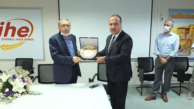 Halk Ekmek Genel Müdürlüğü'ne Okan Gedik'i atadı.
