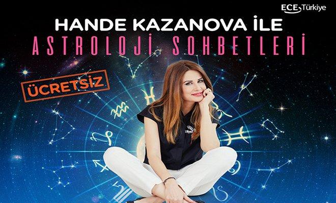 Hande Kazanova Tutkunlarıyla Buluşuyor