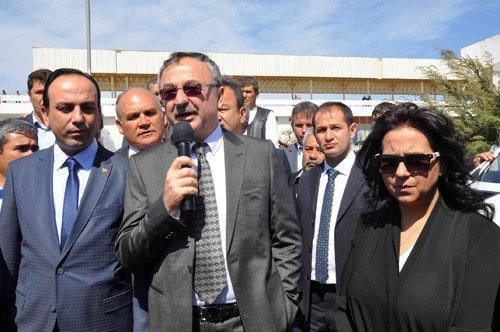 Hasan Özyer, Muğla'da coşkulu karşılama