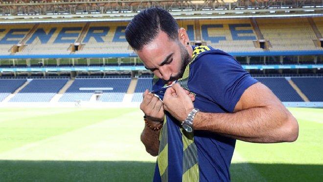 Hatem Ben Arfa Fenerbahçe'de!