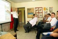 Yeşil Havaalanı Projesi eğitim verildi