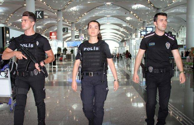 Havalimanı'nda 'Acil Müdahale Timleri' göreve başladı