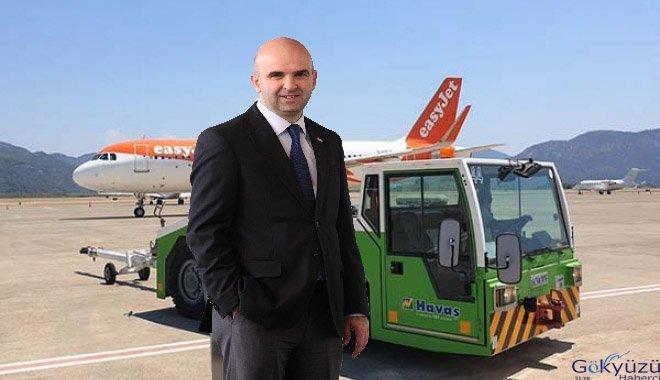 Havaş Genel Müdürlüğü'ne S.Mete Erna asaleten atandı