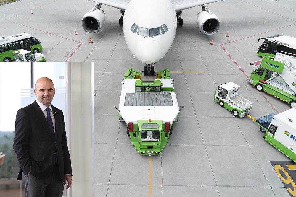 Havaş, Riga'da ISAGO sertifikasını yeniledi