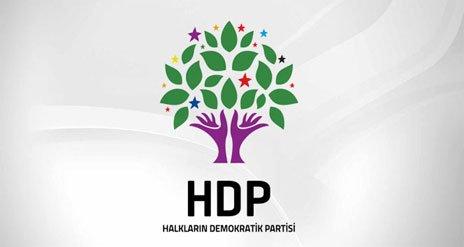HDP milletvekili aday listesini açıkladı