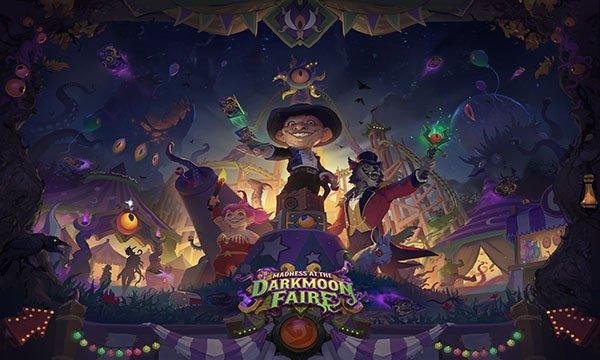 Hearthstone'un Yeni Paketi Darkmoon Panayırı Dehşeti Çıktı!