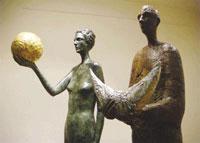 Yunan Tanrıçası Hemera'nın Heykeleni Çaldılar!