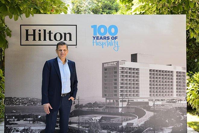 Hilton Konaklama Sektöründe Bir Asrı Devirdi