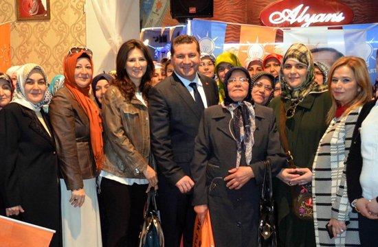 Hülya Kamçı, 30 Mart'ta Balıkesir'de  AK Parti kazanacak