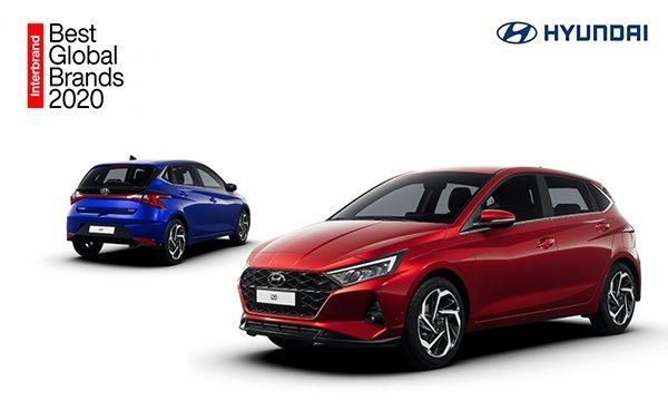 Hyundai Interbrand Otomotiv Kategorisinde Top 5'e Yükseldi.