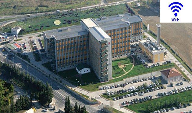 İBB WiFi,sağlık çalışanları ve hasta yakınlarının hizmetinde