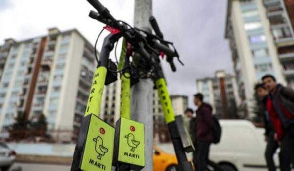 İBB'den elektrikli scooter  ücretleri düzenlenecek