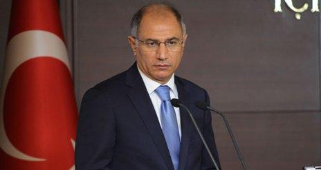 İçişleri Bakanı Efkan Ala Erzincan'da