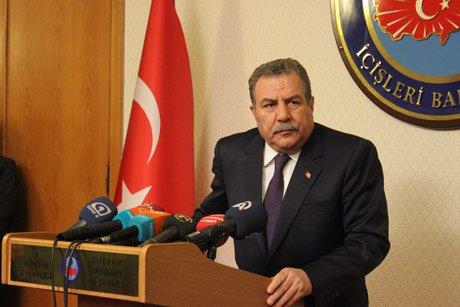 İçişleri Bakanı Güler 'Biz Olaya Terörle Mücadele Boyutu Olarak Baktık'