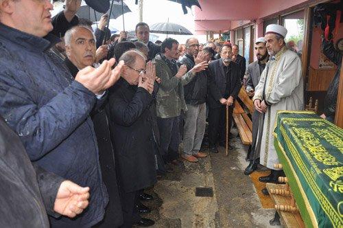 İçişleri Bakanı Sebahattin Öztürk'ün acı günü