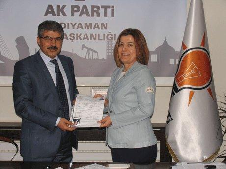 İclal Yalçın Tutuş, AK Parti'den aday adaylığını açıkladı