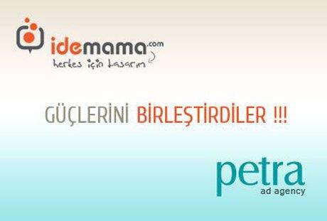 Idemama web tasarım Petra ad agency dedi.