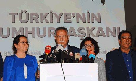 İhsanoğlu, Sayın Başbakanı tebrik ederim