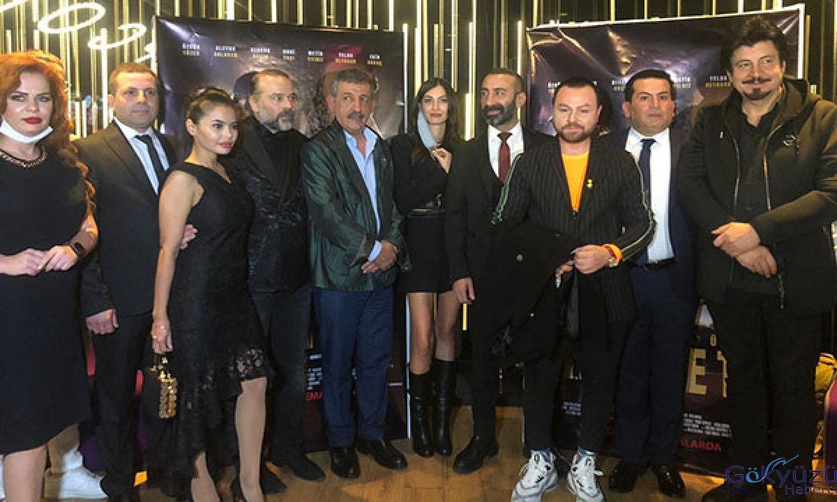 """""""İki Gözüm Ahmet"""" filminin galası yapıldı (video)"""