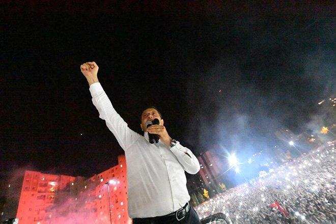 İmamoğlu: Siyasette de barışacağız…