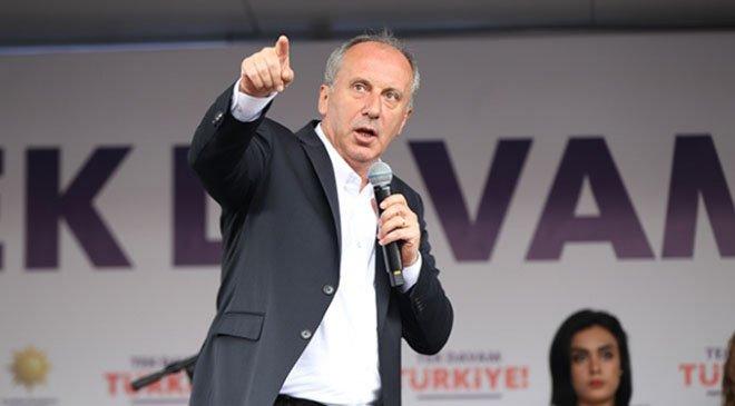 İNCE ÇOK SİNİRLİ KONUŞTU! video
