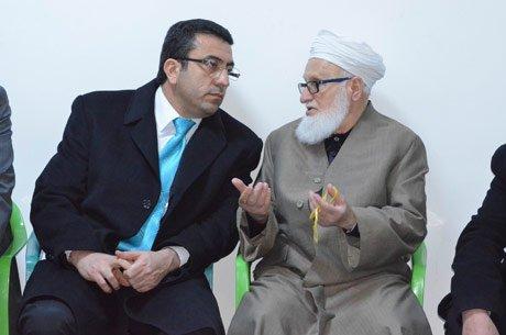 İncel'i AK Parti'yi desteklediklerini söyledi.