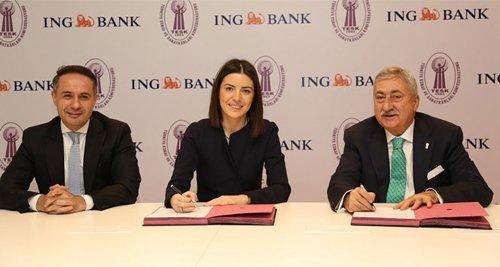ING BANK'tan TESK üyelerine özel esnaf paketi