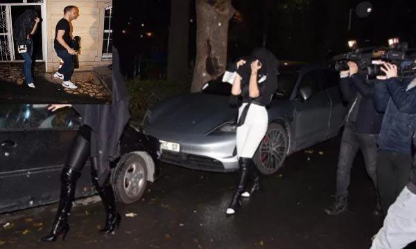 İş insanı Karaloğlu'nun Yeniköy'deki partisine polis baskını!