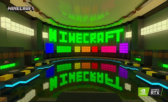 Işın İzleme Minecraft'a geliyor