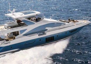 'İstanbul Boatshow'da 1milyar TL'lik tekne