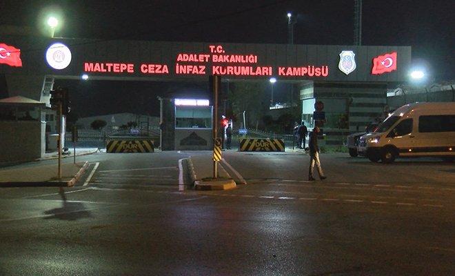 İstanbul'da cezaevlerinden tahliyeler başladı