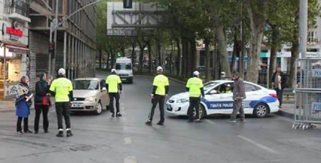 İstanbul'da trafiğe kapalı yollar