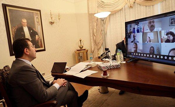 İstanbul deprem konseyi ilk toplantısını gerçekleştirdi