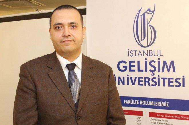 İSTANBUL GELİŞİM ÜNİVERSİTESİ'NİN HEDEFİ BÜYÜK
