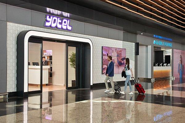 İstanbul, global otel zinciri YOTEL'in yükselen yıldızı oldu