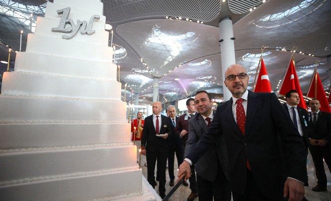 İstanbul Havalimanı 1 yaşında!